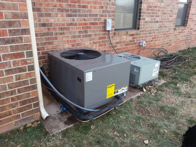 Air Conditioning Repair Midwest City A I R Plus Inc