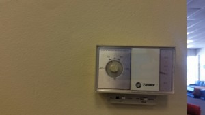 Oldest Thermostat I have seen in service!